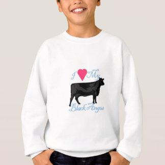 I Love My Black Angus Sweatshirt