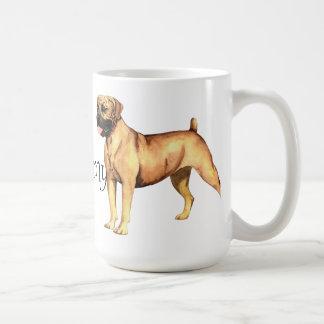 I Love my Boerboel Coffee Mug
