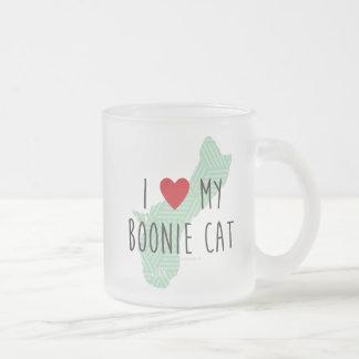 I Love My Boonie Cat Mug