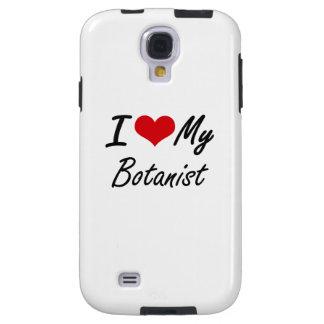 I love my Botanist Galaxy S4 Case