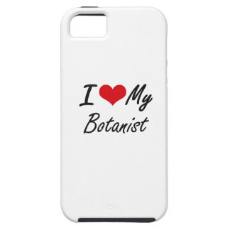 I love my Botanist iPhone 5 Covers