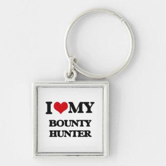 I love my Bounty Hunter Key Chains
