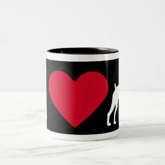 """""""I Love my Boxer"""" Mug"""