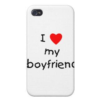I Love My Boyfriend iPhone 4/4S Case