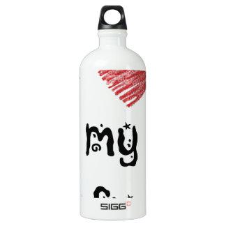 I love my boyfriend SIGG traveller 1.0L water bottle
