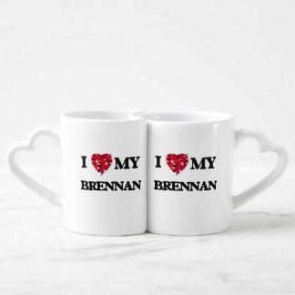 I love my Brennan Lovers Mug