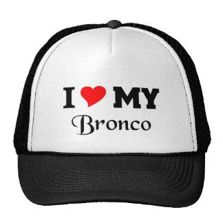 I love my Bronco Cap