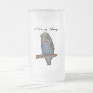 I love my Budgie Mug