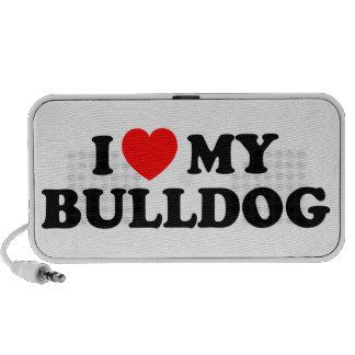 I Love my Bulldog Doodle Speaker System