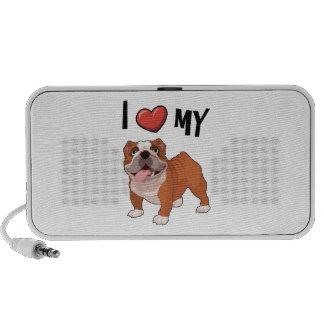 I love my Bulldog Mp3 Speaker