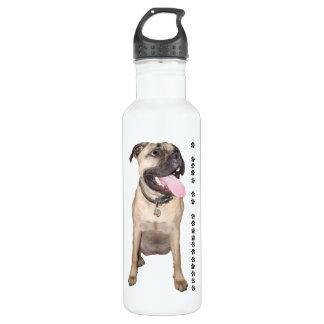 I Love My Bullmastiff 710 Ml Water Bottle