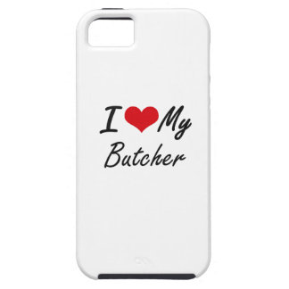I love my Butcher iPhone 5 Cover