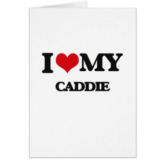 I love my Caddie Cards