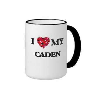 I love my Caden Ringer Mug