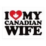 I Love My Canadian Wife