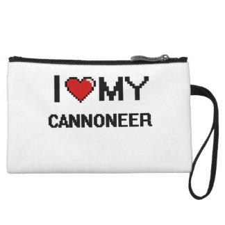I love my Cannoneer Wristlet Purses