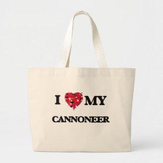 I love my Cannoneer Jumbo Tote Bag