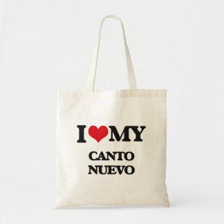 I Love My CANTO NUEVO Bags
