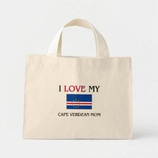 I Love My Cape Verdean Mom Tote Bag