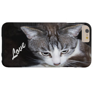 I love my cat barely there iPhone 6 plus case