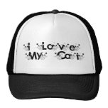 I Love My Cat Hat