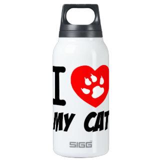 I LOVE  MY CAT PETS FELINES CAUSES ANIMAL HEART FR