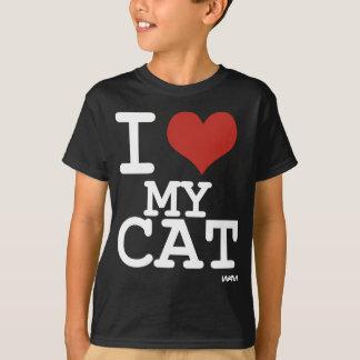 I love my cat tee shirts