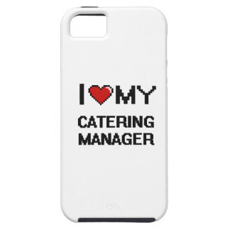 I love my Catering Manager iPhone 5 Cases