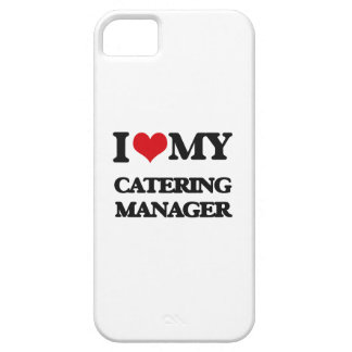 I love my Catering Manager iPhone 5 Case
