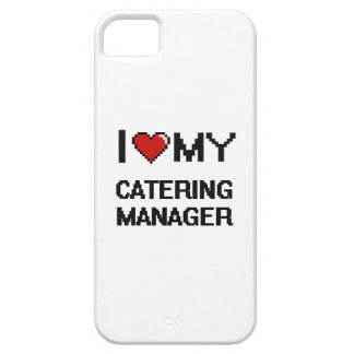 I love my Catering Manager iPhone 5 Covers