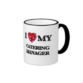 I love my Catering Manager Ringer Mug
