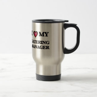 I love my Catering Manager Stainless Steel Travel Mug