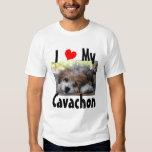 I Love My Cavachon Shirt