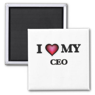 I love my Ceo Square Magnet