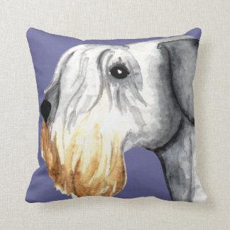 I Love my Cesky Terrier Cushion