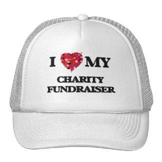I love my Charity Fundraiser Cap