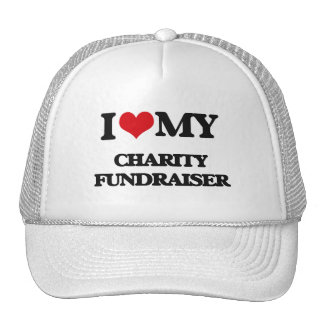 I love my Charity Fundraiser Trucker Hats