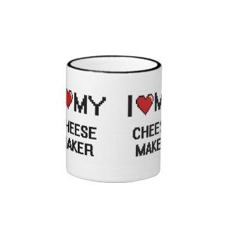 I love my Cheese Maker Ringer Mug