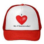 I Love My Cheesecake Hat