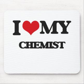 I love my Chemist Mousepad