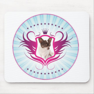 I love my chihuahua mouse pad