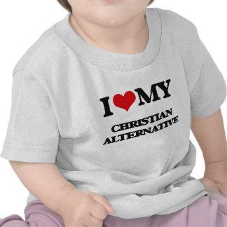 I Love My CHRISTIAN ALTERNATIVE Shirts