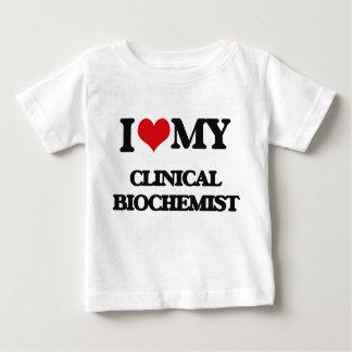 I love my Clinical Biochemist Tee Shirts