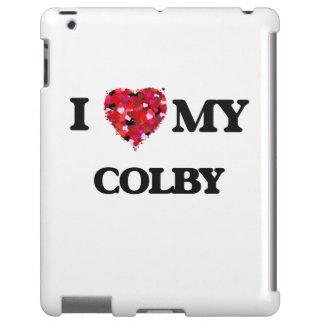 I love my Colby iPad Case