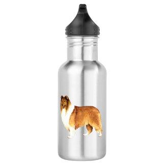 I Love my Collie 532 Ml Water Bottle