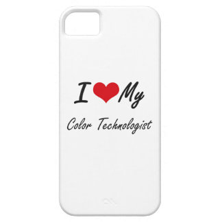 I love my Color Technologist iPhone 5 Cases