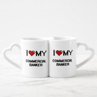 I love my Commercial Banker Lovers Mugs