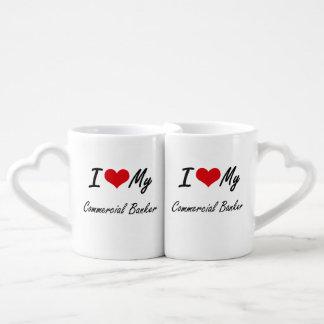 I love my Commercial Banker Lovers Mug