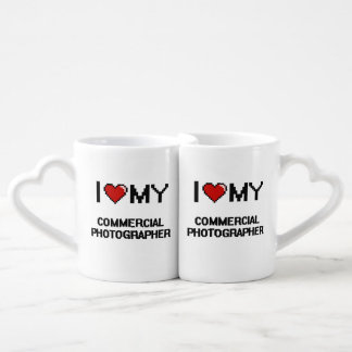 I love my Commercial Photographer Couple Mugs