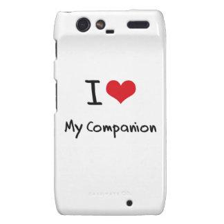 I love My Companion Droid RAZR Case